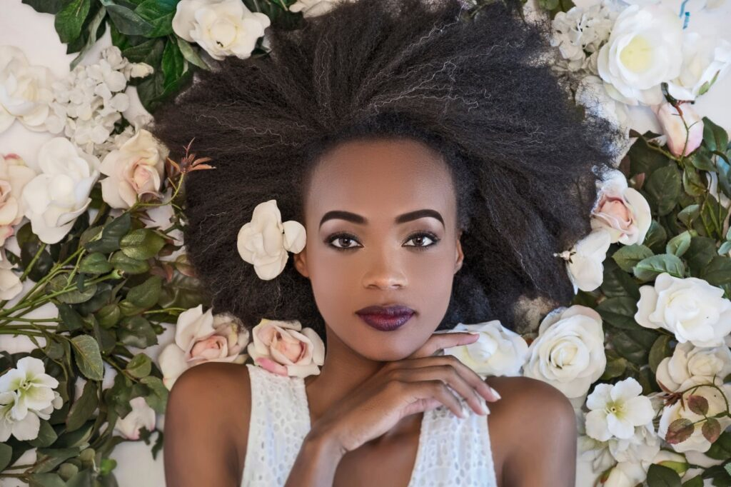 black women with great hair