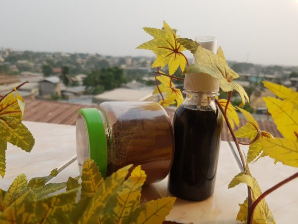 chebe powder and karkar oil