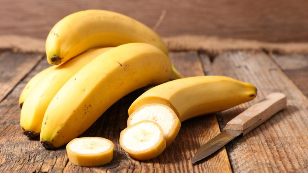 Healthy Fruits  in africa ;banana GLB