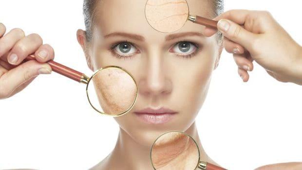castor oil sooth dry skin