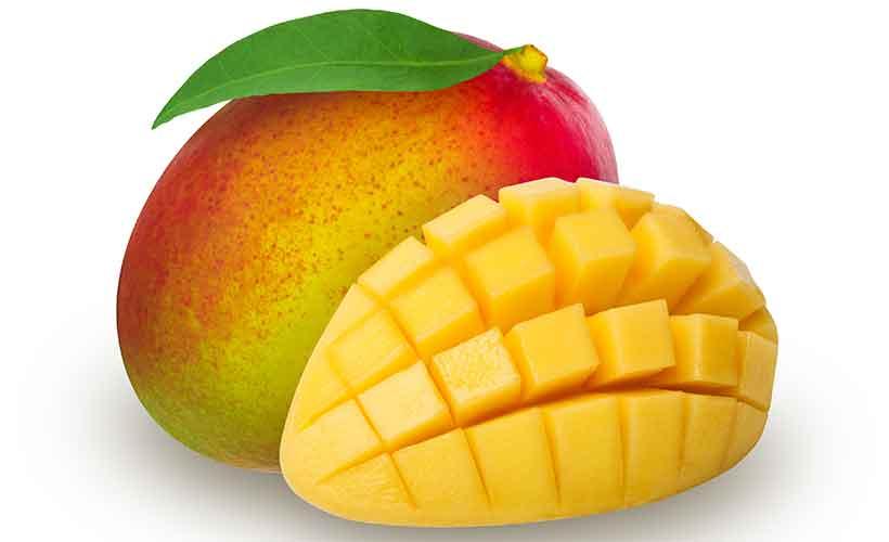mangoes fruit GLB
