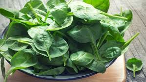 spinach for ageless skin