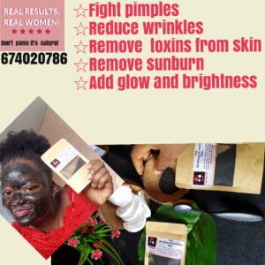 PIMPLES MASK CAMEROON