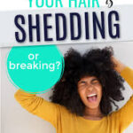 Why It's Important to Know the Difference Between hair Shedding and Breakage