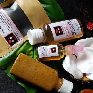 pimples treatment set